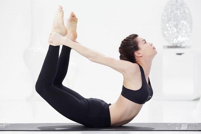 Những mẫu trang phục tập yoga, nét đẹp và sự tinh tế 8
