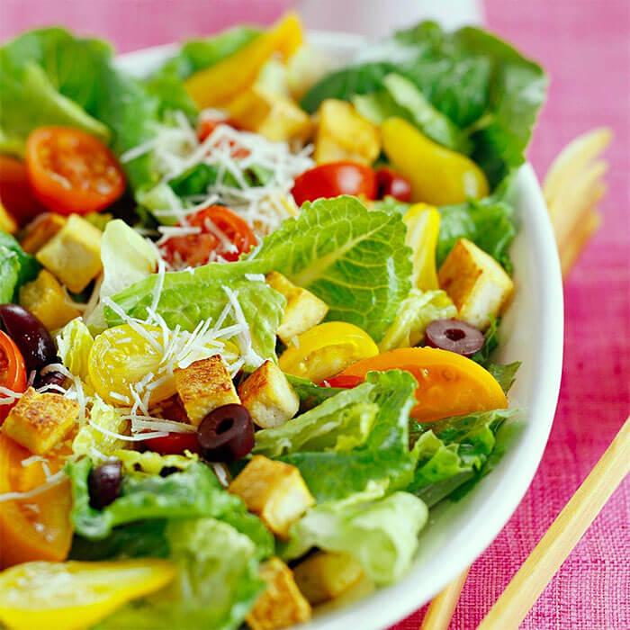 Salad dành cho bữa trưa