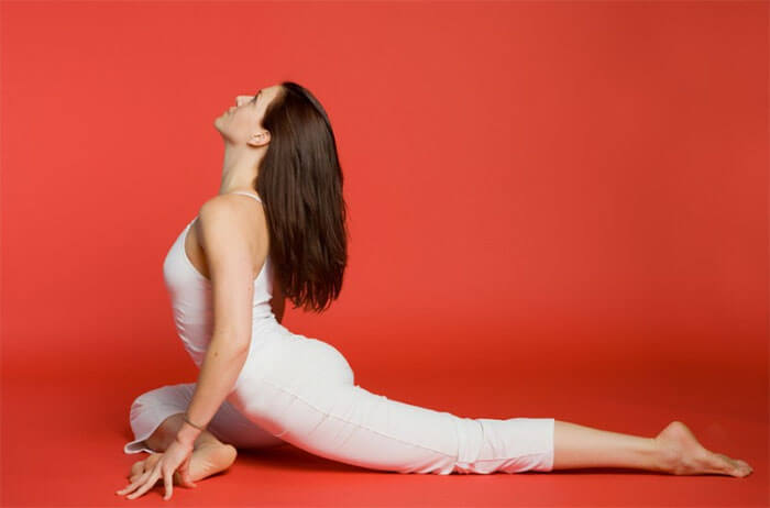 Tăng vòng 3 cùng yoga