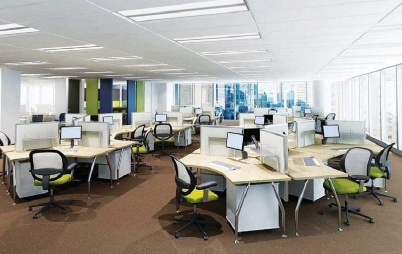 Top 5 mẫu thiết kế nội thất văn phòng làm việc nhỏ đẹp, hiện đại 7