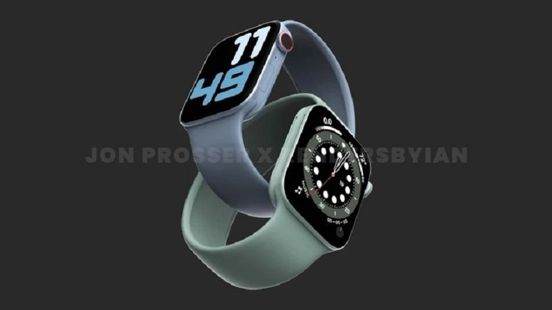 Apple Watch Series 7 ra mắt